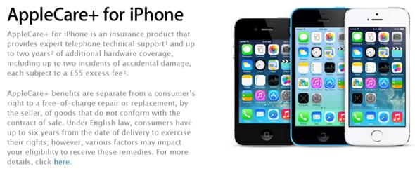 AppleCarePlus iPhone