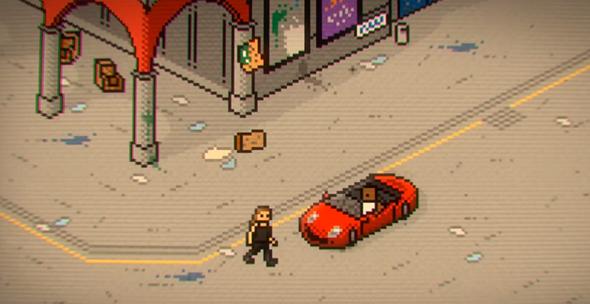 GTA 5 SNES