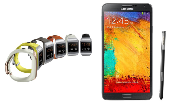Galaxy Note 3 Galaxy Gear