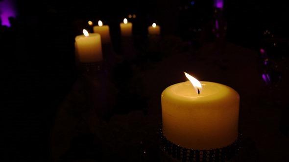 Lumia 1020 candles