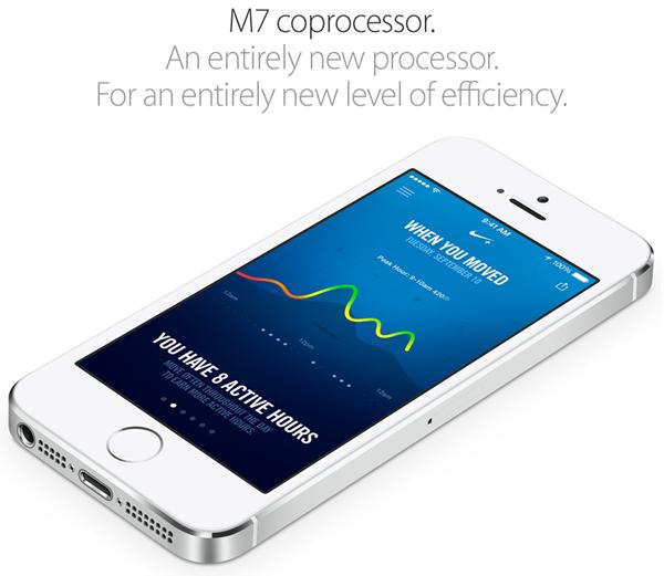 M7 coprocessor