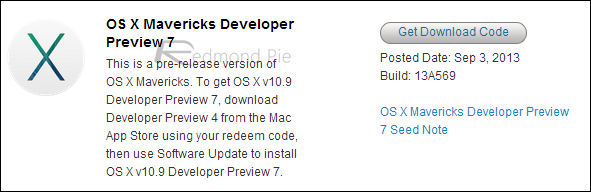 OS X Mavericks 7