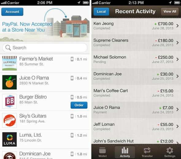 Paypal In Ios App