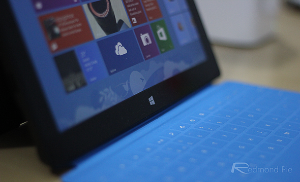 Windows 8 Surface Pro