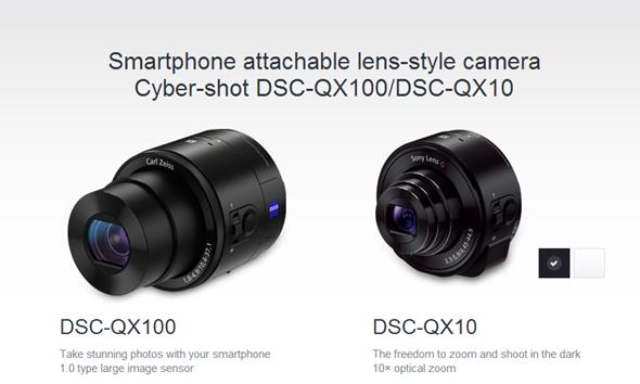 camera lens attachment