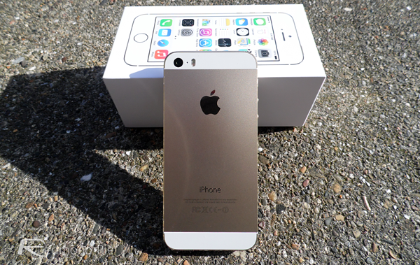 gold iPhone 5s 3