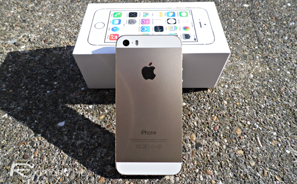 gold iPhone 5s 6