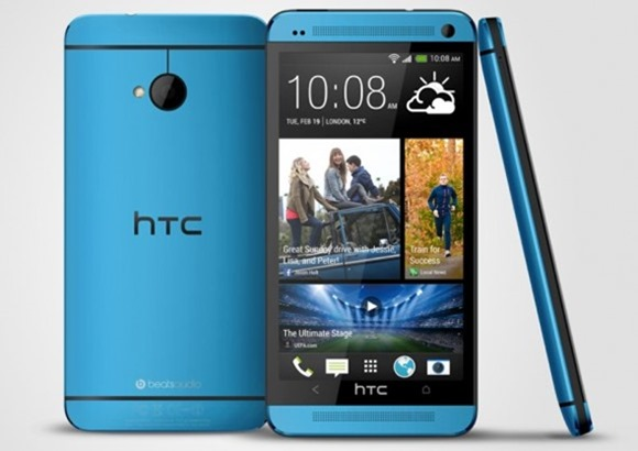 htc one blue 3
