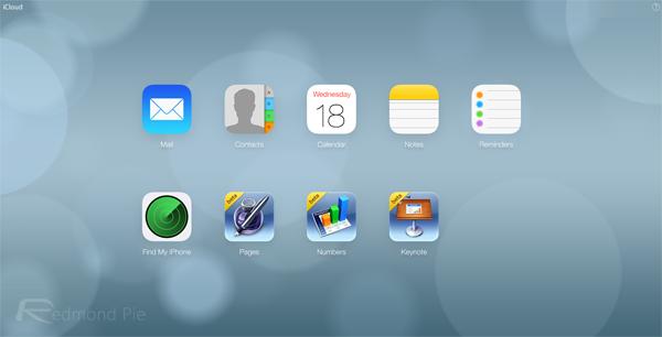 iCloud final iOS 7 1