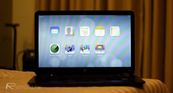 iCloud new PC Mac iOS 7