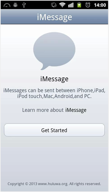 iMessage Android 3