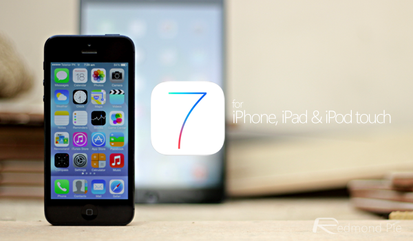 iOS 7 final download iPhone iPad iPod touch