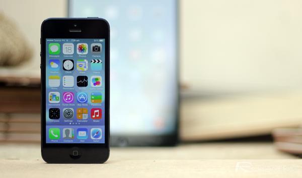 iOS 7 iPhone iPad