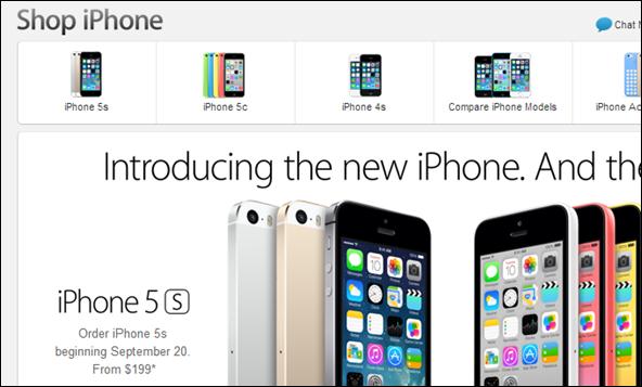 iPhone 5 5c 4S
