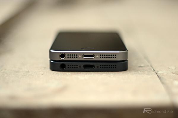 iPhone 5 5s bottom