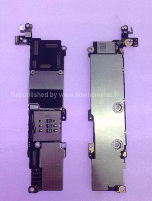iPhone 5C logic board (1)