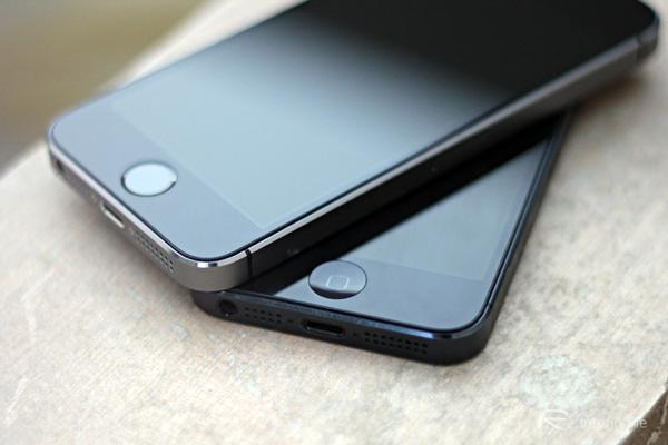 iphone 5s space gray vs 5 black
