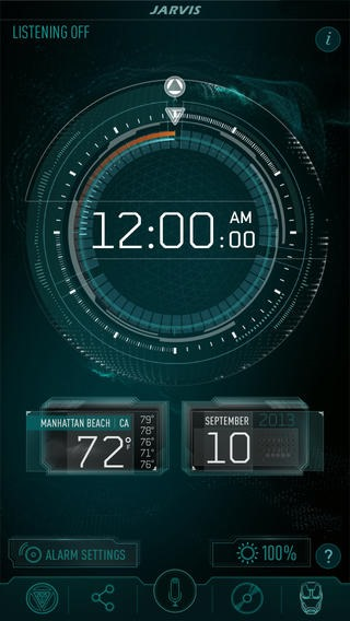 Become Iron Man With The Official JARVIS App For iPhone