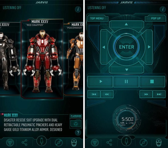 jarvis second screen apk download