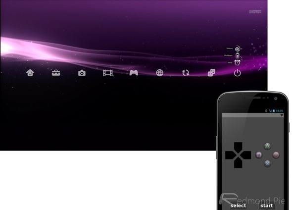 How To Use Android Phone As A PS3 Or PC Controller [VIDEO