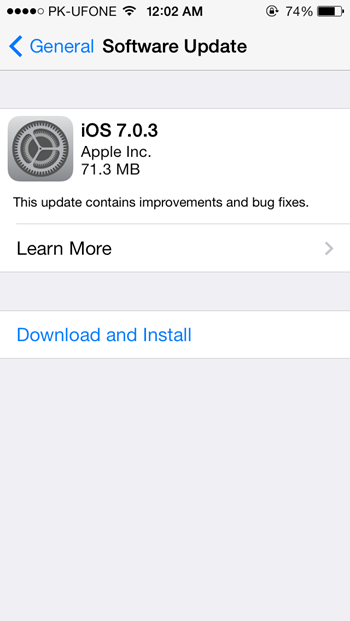 7.0.3 Update (1)