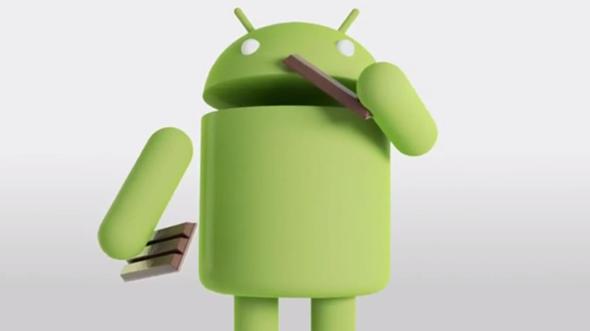 Android KitKat magic