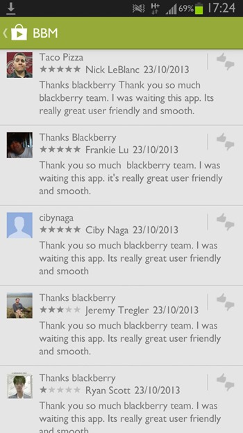 BBM-Fake-Reviews