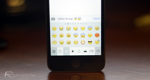 How To Enable Emoji Keyboard In iOS 7 | Redmond Pie
