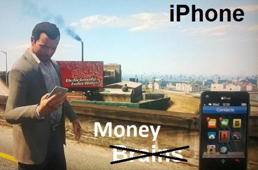 GTA 5 iPhone
