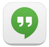 Hangouts iOS