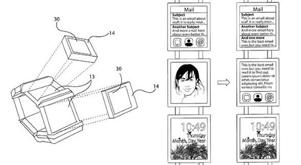 Nokia smartwatch patent