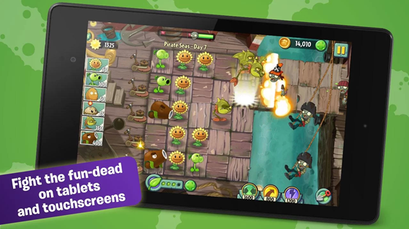 PVZ2 android 3
