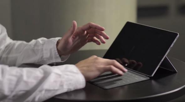 Surface 2 keyboard