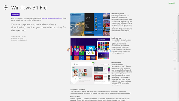 Windows 8.1 Windows Store 2