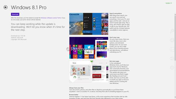Windows 8.1 Windows Store 2