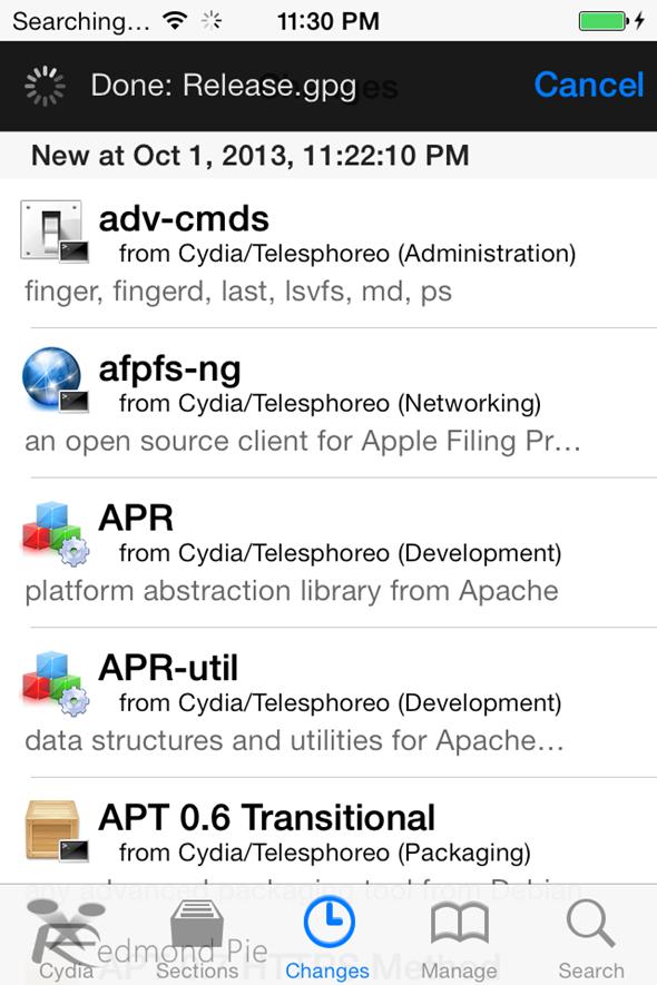iOS 7 jailbreak cydia (3)