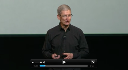 iPad Air event video