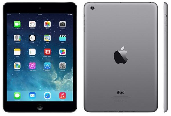 iPad mini space gray