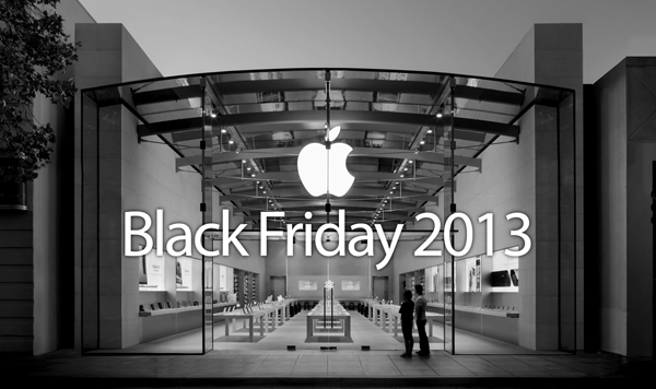 Apple black friday 2013