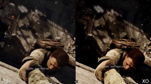 BF4 PS4 vs XBO