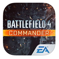 Battefield 4 commander iOS