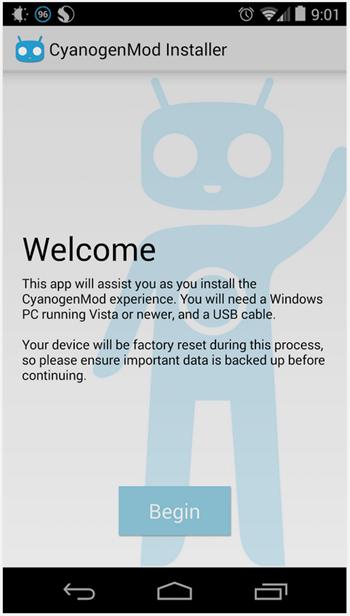 CM Installer 1