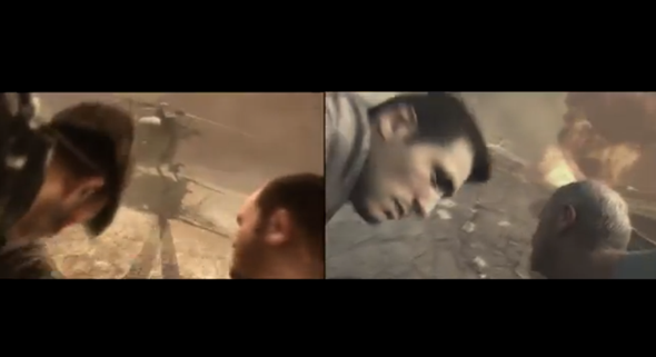 Cod ghosts cut scene mw3
