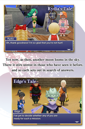 FF4 the after years 3