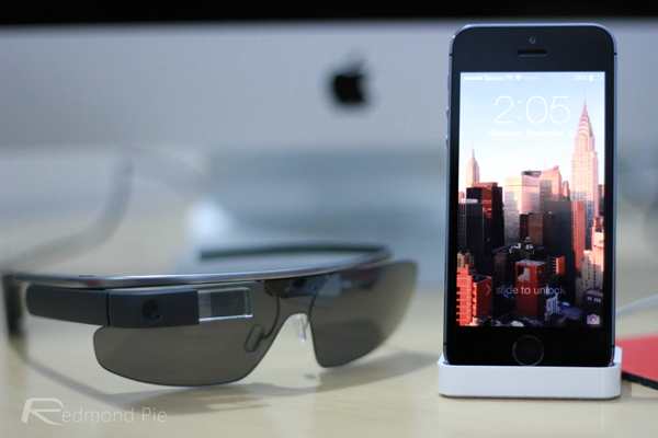Google Glass iPhone