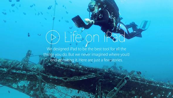 Life on iPad 1