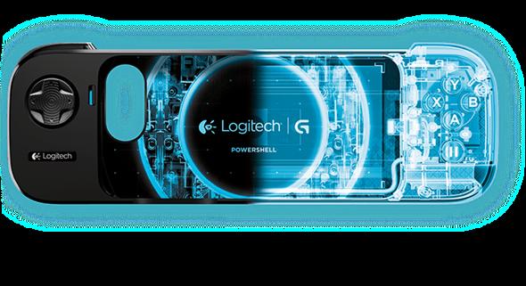 Logitech PowerShell iOS 7 Controller  (3)