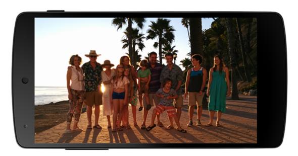 Nexus 5 display