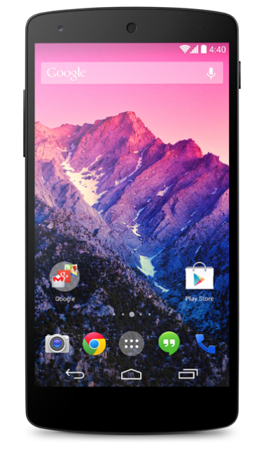 Download Nexus 5 Wallpapers From Android 4.4 KitKat Right ...