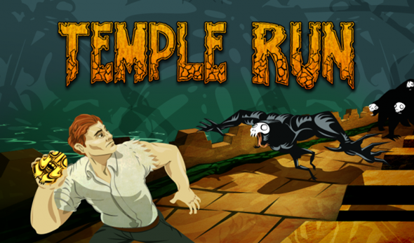 Temple Run splash